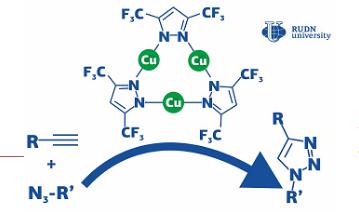 Химик РУДН предложил медный катализатор для синтеза биологически активных веществ