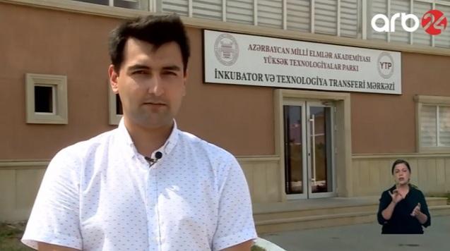 """""""ARB 24"""" kanalında YT Parkın inkubator rezidentliyinə seçim müsabiqəsinin qalib layihəsi barədə videosüjet yayımlanıb"""
