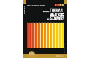 "The article ""Thermodynamic study of antimony chalcoiodides by EMF method with an ionic liquid""  has been published in the  ""Journal of Thermal Analysis and Calorimetry"" with impact factor 1.953 (TR)"