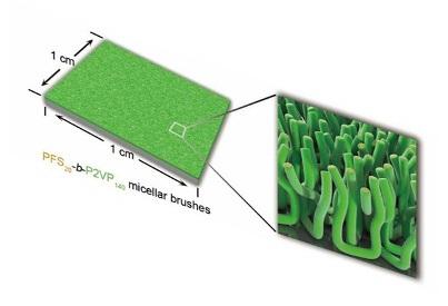 Kimyaçılar silisium və qrafen üzərində miselyar polimer fırçalar yetişdiriblər