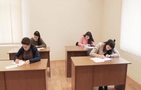 AMEA-da magistratura təhsili üzrə yay imtahan sessiyası başlanıb