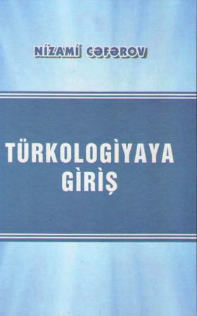 """""""Türkologiyaya giriş"""" kitabı çapdan çıxıb"""
