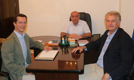 Обсуждено сотрудничество между РЦСС и компанией «Кинеметрикс»