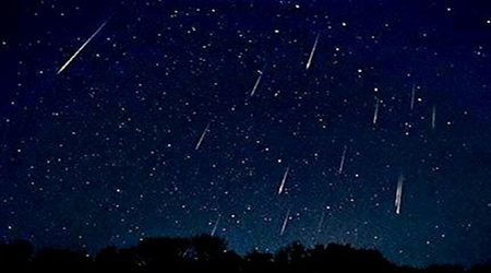 "The brightest ""meteor shower"" of the year kicked off"