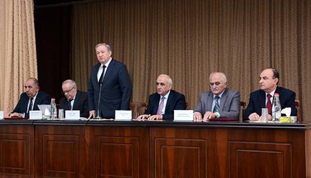 Polimer Materialları İnstitutunun 50 illik yubileyi münasibətilə respublika elmi konfransı işə başlayıb