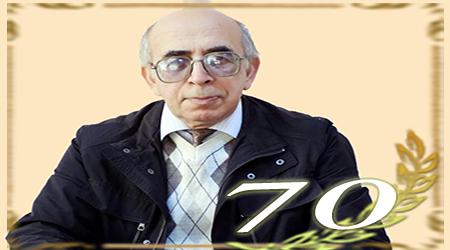 AMEA-nın müxbir üzvü Qüdrət Kəlbəliyevin 70 yaşı tamam oldu