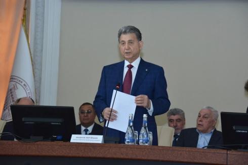 Azərbaycan Milli Elmlər Akademiyasının Rəyasət Heyəti AMEA üzvlüyünə seçkilərin nəticələrini təqdim edir
