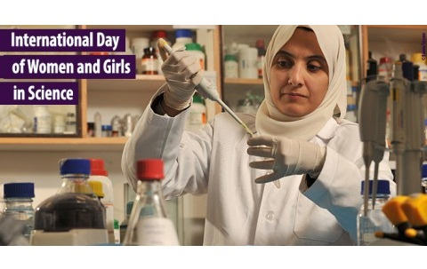 February 11 - International Day of Women and Girls in Science