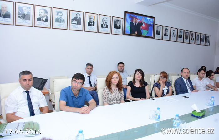 Assembly of ANAS Council of Young Scientists and Specialists discussed a number of issues