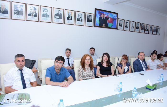 На заседании Совета молодых ученых и специалистов обсужден ряд вопросов