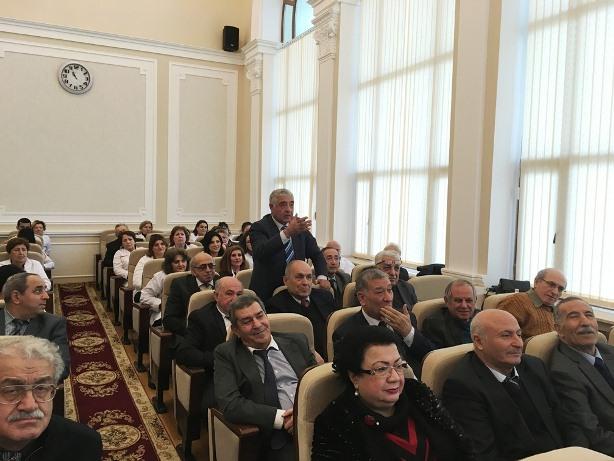 Проведено очередное заседание Ученого Совета