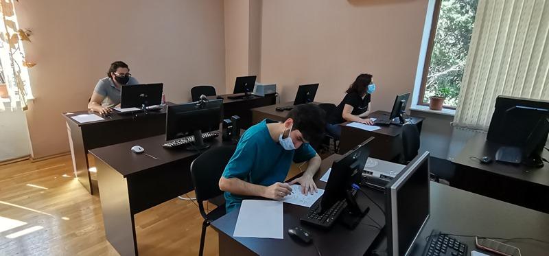 Kataliz və Qeyri-üzvi Kimya İnstitutunda doktoranturaya qəbul imtahanları keçirildi