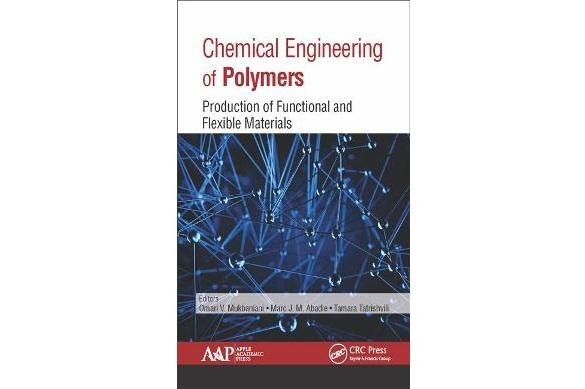 """Taylor & Francis Group AAP nəş-da """"Buckminsterfullerene-pyrrolidines as promising antioxidants in polymer materials"""" adlı fəsli əməkdaşlarımız tərəfindən yazılan, """"Chemical Engineering of Polymers: Production of Functional and Flexible Materials"""" məqalələr toplusu çap olunmuşdur"""
