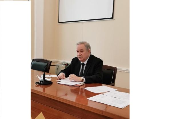 Kataliz və Qeyri-üzvi Kimya İnstitutunun Elmi Şurasının iclasında 5 illik iş planları qəbul edilib.