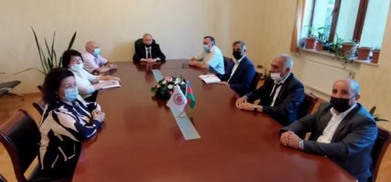 AMEA-nın Kataliz və Qeyri-üzvi Kimya İnstitutunda 27 sentyabr Anım Günü ilə bağlı tədbir keçirilib.