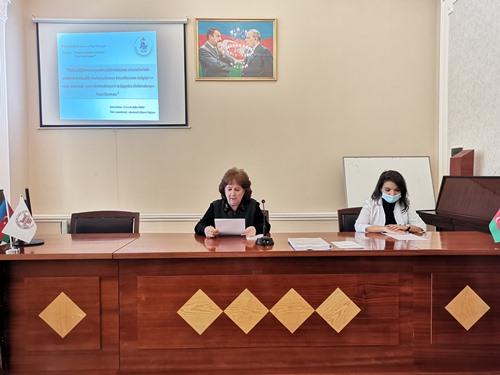 Kataliz və Qeyri-üzvi Kimya İnstitutunun Dissertasiya işinin ilkin müzakirəsi keçirildi.