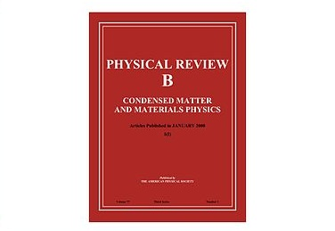 "Вышла статья сотрудников института ""Impact of stoichiometry and disorder on the electronic structure of the PbBi2Te4−xSex topological insulator"" с Импакт Фактором 3,836 (TR) в журнале ""PHYSICAL REVIEW B"""