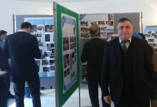 """""""Heterogen çoxkomponentli tarazlıqlar"""" mövzusundakı 30-cu beynəlxalq seminar"""