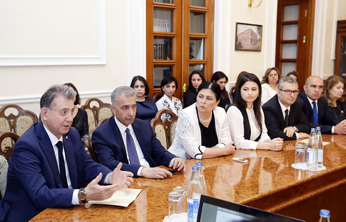 """""""Mehriban Aliyeva. Azerbaijani first lady's activities in media"""" electronic publication launched"""