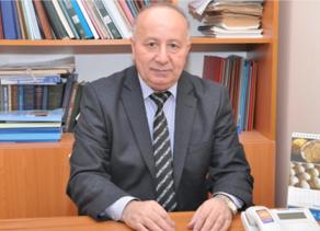"""İnstitutun laboratoriya müdiri kimya elmlər doktoru Nizami Zeynalov """"Dünya Elm Forumu""""nda"""