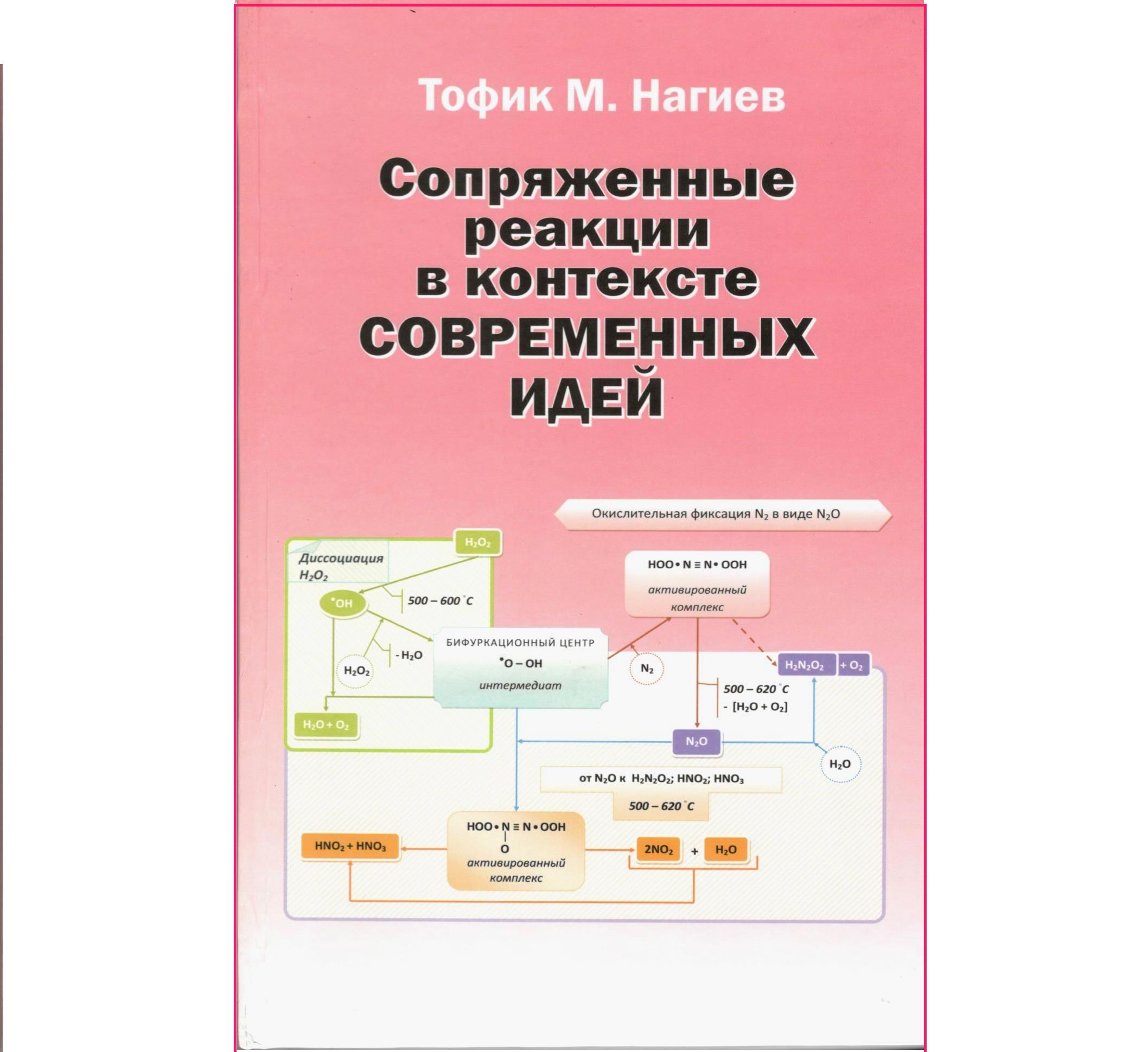 Т.М.Нагиев. Сопряженные реакции в контексте современных идей.