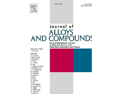 "The article ""The YbTe-SnTe-Bi2Te3 system"" has been published in the ""Journal of Alloys and Compounds"" with impact factor 3.133 (TR)"
