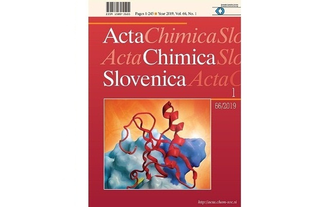 "The article ""Investigation of the Electrochemical Reduction Process of the Molybdate Ions in the Tartaric Electrolytes"" has been published in the journal ""Acta Chimica Slovenica"" with impact factor 1.104 (CA)"
