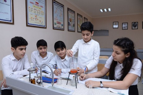 Gənc kimyaçıların yaradıcılıq müsabiqəsi başlayır