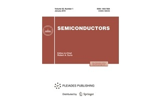 "The article ""AC Electrical Conductivity of FeIn2Se4 Single Crystals"" has been published in the journal ""Semiconductors"" with impact factor (TR)"