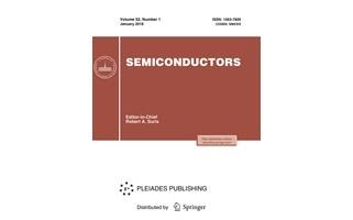 """İnstitutun əməkdaşlarının Impakt Faktorlu (TR) """"AC Electrical Conductivity of FeIn2Se4 Single Crystals"""" məqaləsi """"Semiconductors"""" jurnalında dərc olunmuşdur"""