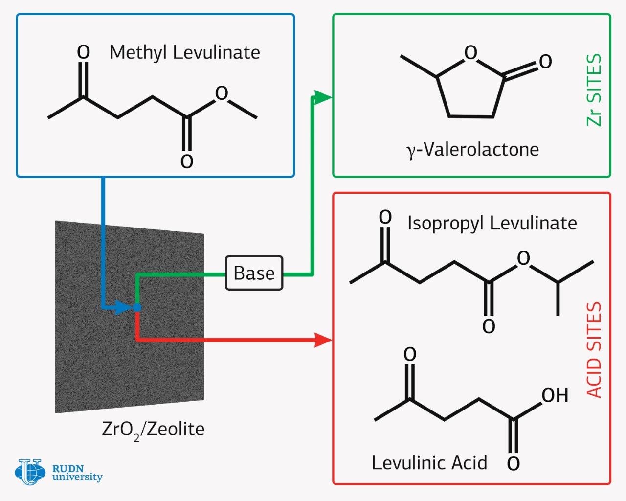 Химик РУДН разработал новый катализатор для «зеленого» биотоплива