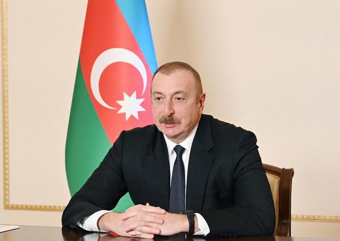 Prezident İlham Əliyevin Novruz bayramı münasibətilə Azərbaycan xalqına təbriki