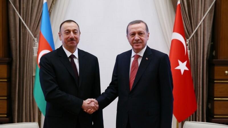 """İlham Əliyev: """"Sülhməramlı mərkəzdə Türkiyə hərbçiləri fəaliyyət göstərəcək"""""""