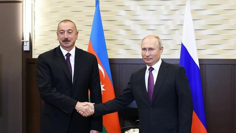İlham Əliyevlə Putin arasında KRİTİK QARABAĞ MÜZAKİRƏSİ