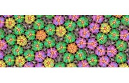Chemists have created a new type of quasicrystals