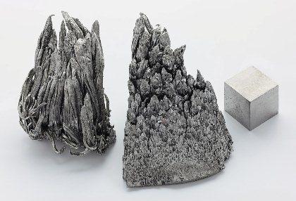 В Японии нашли «почти бесконечные» запасы редкоземельных элементов