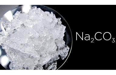 Çay sodasından natrium karbonat