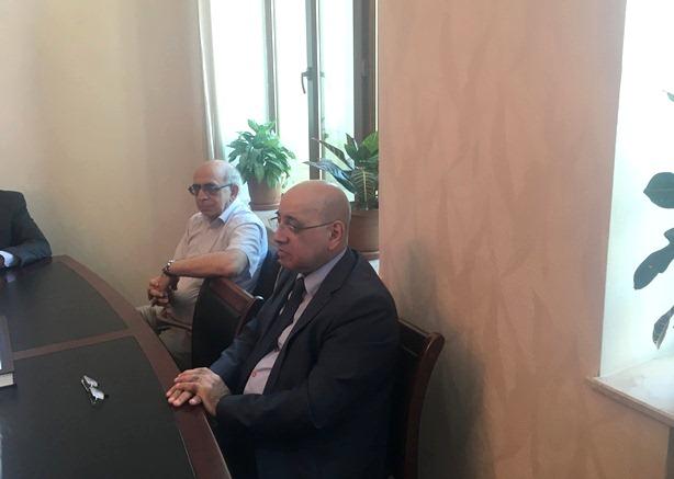 """""""Clarivate Analytics"""" şirkəti AMEA-nın Kataliz və Qeyri-üzvi Kimya İnstitutunda təlim keçirilib"""