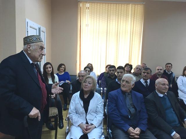 Kataliz və Qeyri-üzvi Kimya İnstitutunda Monqolustan Elmlər Akademiyasının prezidenti ilə görüş keçirilib