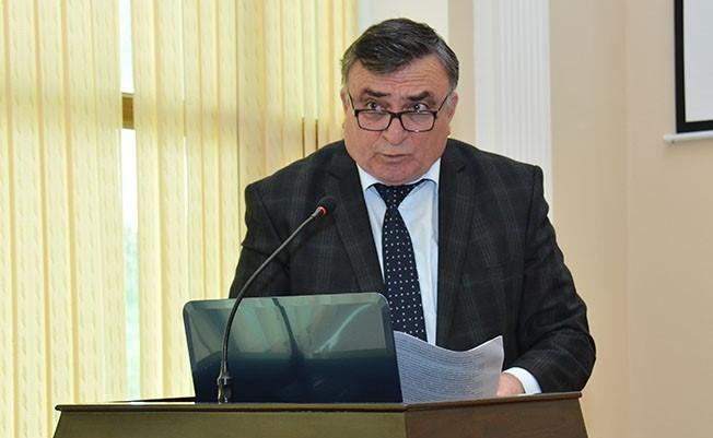 AMEA-da akademik Murtuza Nağıyevin 110 illik yubileyi qeyd olunub