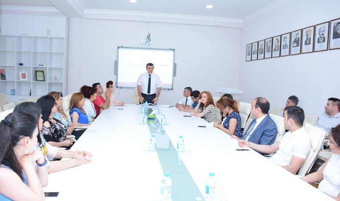 General Meeting of ANAS and a joint scientific session of the Collegium of AR Ministry of Education held