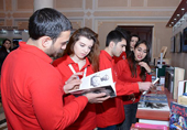 "Attendees of 5th Republican competition ""Scientists of the future"" acquainted with Scientific Achievements Exhibition of ANAS"