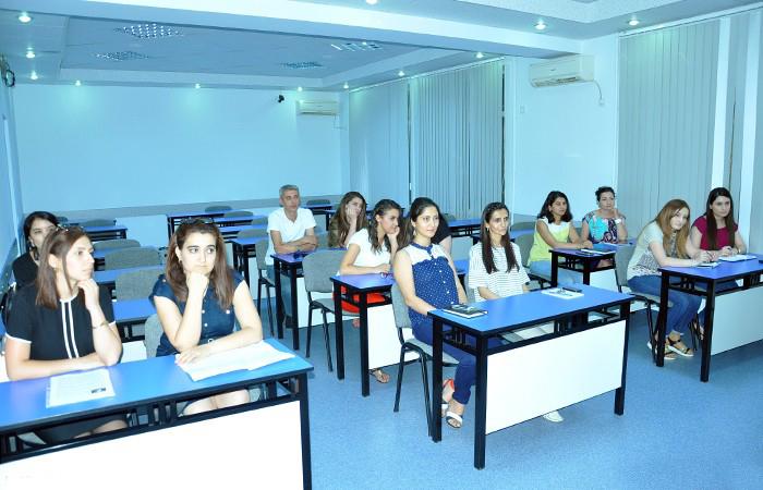 Viki-Mərkəzdə növbəti təlim kursları başa çatıb