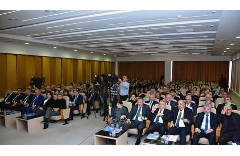 AMEA Azad Həmkarlar İttifaqının VII qurultayı keçirilib