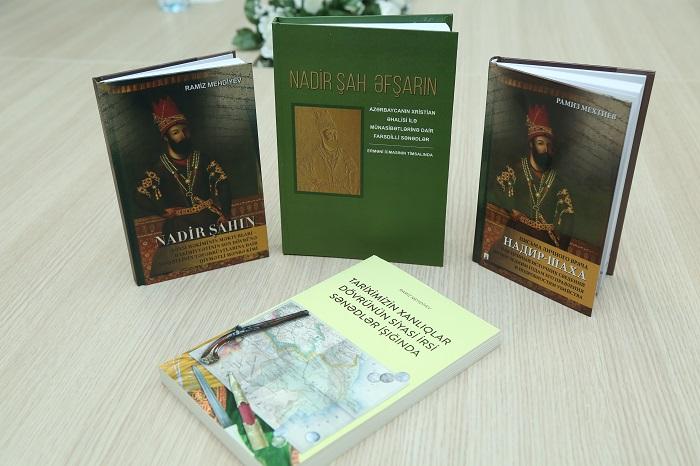 Akademik Ramiz Mehdiyevin kitabının təqdimat mərasimi keçirilib