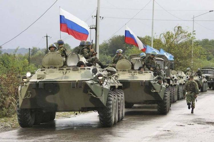 Rusiya sülhməramlıları Dağlıq Qarabağa doğru yola salınıb.